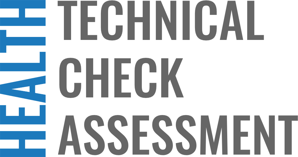 health technical check assessment